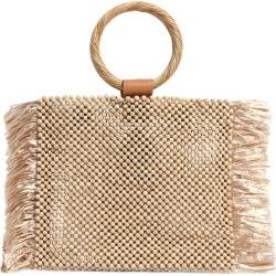 Aranaz Fin Bead Handbag found on MODAPINS from harrods.com for USD $258.40