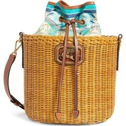 Etro Woven Basket Bag found on Bargain Bro UK from harrods.com
