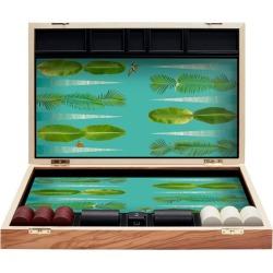 Alexandra Llewellyn Tropical Backgammon Board found on Bargain Bro UK from harrods.com