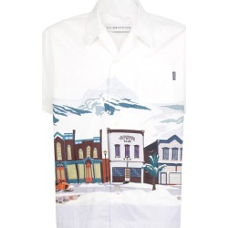 Billionaire Boys Club Landscape Shirt found on MODAPINS from harrods.com for USD $207.98