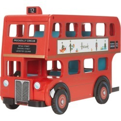 Le Toy Van Harrods London Double Decker Bus found on Bargain Bro India from Harrods Asia-Pacific for $71.69