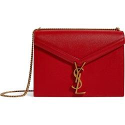 Saint Laurent Cassandra Grain De Poudre Shoulder Bag found on GamingScroll.com from Harrods Asia-Pacific for $2558.96