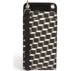 Pierre Hardy Polycube Patterned Phone Holder found on Bargain Bro Philippines from Harrods Asia-Pacific for $303.41