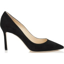 Jimmy Choo Romy 85 Suede Pumps found on Bargain Bro UK from harrods.com