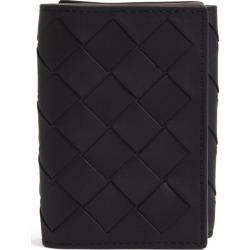 Bottega Veneta Leather Intrecciato Continental Wallet found on Bargain Bro UK from harrods.com