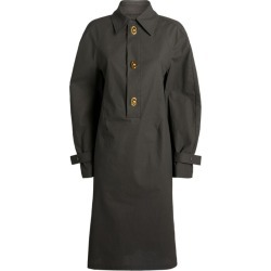 Bottega Veneta Coated Cotton Dress found on Bargain Bro UK from harrods.com
