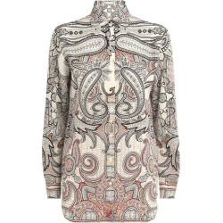 Etro Paisley Shirt found on Bargain Bro UK from harrods.com