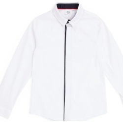 Boss Kidswear Slim-Fit Logo Shirt (4-16 Years) found on GamingScroll.com from Harrods Asia-Pacific for $99.48
