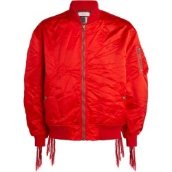 Facetasm Crinkled Bomber Jacket found on MODAPINS from harrods (us) for USD $1140.00
