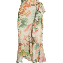 Patbo Floral Wrap Skirt found on MODAPINS from harrods (us) for USD $446.00