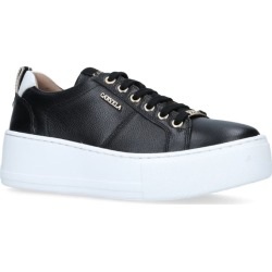 Carvela Leather Jealous Sneakers found on Bargain Bro UK from harrods.com