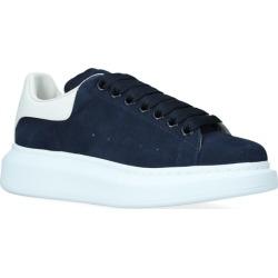 Alexander McQueen Suede Runway Sneakers found on MODAPINS from harrods.com for USD $532.99