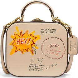 Coach + Basquiat Square Cross-Body Bag found on Bargain Bro from Harrods Asia-Pacific for USD $934.62