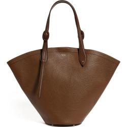 Max Mara Leather Shoulder Bag found on Bargain Bro UK from harrods.com