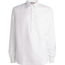 Barena Cotton Shirt found on MODAPINS from harrods.com for USD $165.49
