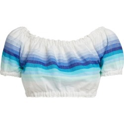 Lemlem Teref Crop Top found on MODAPINS from harrods (us) for USD $234.00