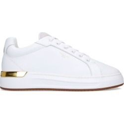 Mallet Leather GRFTR Sneakers found on MODAPINS from harrods.com for USD $241.53