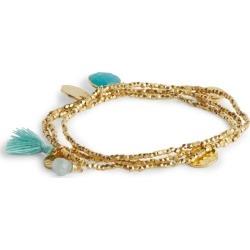 Ashiana Jewellery Charm Bracelet found on MODAPINS from harrods.com for USD $78.21