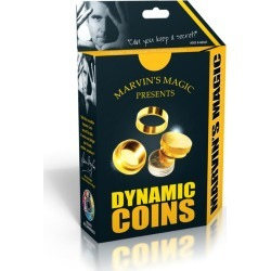 Marvin'S Magic Dynamic Coins found on Bargain Bro India from Harrods Asia-Pacific for $23.17