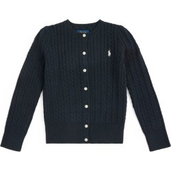 Ralph Lauren Kids Cable-Knit Cardigan (5-6 Years) found on Bargain Bro UK from harrods.com