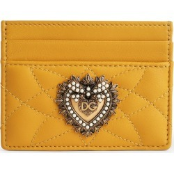 Dolce & Gabbana Devotion Leather Card Holder found on GamingScroll.com from Harrods Asia-Pacific for $353.91