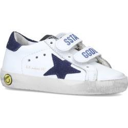 Golden Goose Old School G6 Sneakers found on Bargain Bro UK from harrods.com
