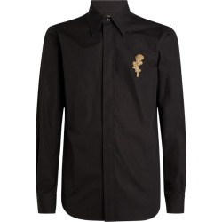 Alexander Mcqueen Embroidered Shirt found on Bargain Bro from harrods (us) for USD $521.36