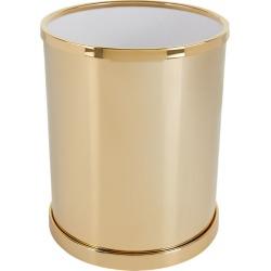 ZODIAC Cylinder Bathroom Bin found on Bargain Bro UK from harrods.com