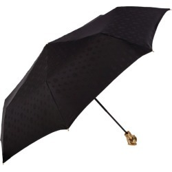 Alexander McQueen Swarovski-Embellished Skull Folded Umbrella found on Bargain Bro UK from harrods.com