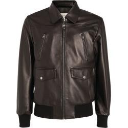 Alexander McQueen Reversible Leather Jacket found on Bargain Bro UK from harrods.com