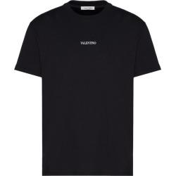 Valentino Cotton Logo T-Shirt