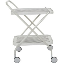Kaymet Two-Tier Serving Trolley found on Bargain Bro UK from harrods.com