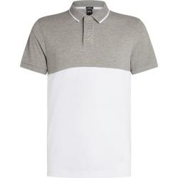 BOSS Yoke Logo Polo Shirt found on Bargain Bro UK from harrods.com