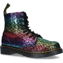 Dr. Martens Croc-Embossed Leather 1460 Pascal Boots found on MODAPINS from harrods.com for USD $89.91