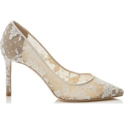 Jimmy Choo Romy 85 Lace Pumps found on Bargain Bro UK from harrods.com