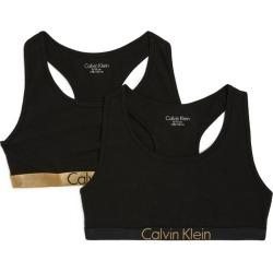 Calvin Klein Kids Set of 2 Bralettes (8-16 Years) found on Bargain Bro UK from harrods.com
