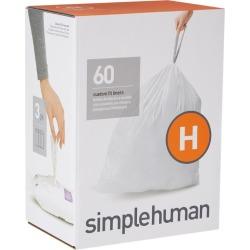 Simplehuman Custom Fit Bin Liners found on Bargain Bro UK from harrods.com