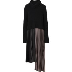 AllSaints Two-In-One Pleated Jessie Dress found on Bargain Bro UK from harrods.com