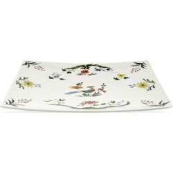 Gien Oiseaux De Paradis Square Plate (26Cm) found on Bargain Bro India from harrods (us) for $108.00