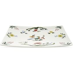 Gien Oiseaux de Paradis Square Plate (26cm) found on Bargain Bro UK from harrods.com