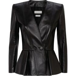 Alexander McQueen Leather Jacket found on Bargain Bro UK from harrods.com