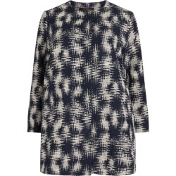 Marina Rinaldi Round Neck Jacquard Jacket found on Bargain Bro India from Harrods Asia-Pacific for $436.63