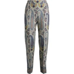 Etro Paisley Tapered Trousers found on Bargain Bro UK from harrods.com