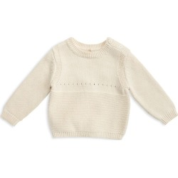 Stella McCartney Kids Knit Bunny Embroidered Sweater (6-24 Months) found on Bargain Bro UK from harrods.com