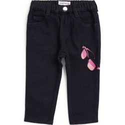 Emporio Armani Kids Embroidered Sunglasses Jeans (6-36 Months) found on Bargain Bro UK from harrods.com