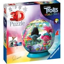 Trolls Trolls 2 World Tour: 3D Jigsaw Puzzle (72 Pieces) found on Bargain Bro India from Harrods Asia-Pacific for $15.93