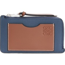 Loewe Grained Leather Anagram Coin Card Holder found on GamingScroll.com from Harrods Asia-Pacific for $367.14