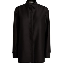 The Row Big Sisea Shirt found on Bargain Bro India from harrods (us) for $1686.00