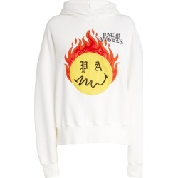 Palm Angels Burning Head Hoodie found on Bargain Bro from harrods (us) for USD $590.52