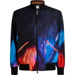 Paul Smith Rave Print Bomber Jacket found on Bargain Bro from Harrods Asia-Pacific for USD $882.03